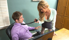 Capri Cavanni & Danny Wylde in Naughty Office - Naughty America - Sex Position #1