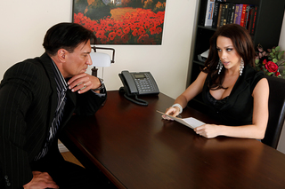 Chanel Preston & Marco Banderas in Naughty Office - Naughty America - Sex Position #1