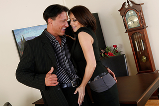 Chanel Preston & Marco Banderas in Naughty Office - Naughty America - Sex Position #2