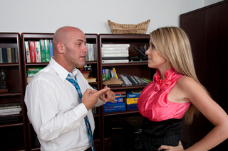 Courtney Cummz & Derrick Pierce in Naughty Office - Naughty America - Sex Position #2