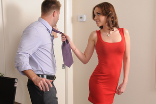 Jasmine Wolff & Levi Cash in Naughty Office - Naughty America - Sex Position #2