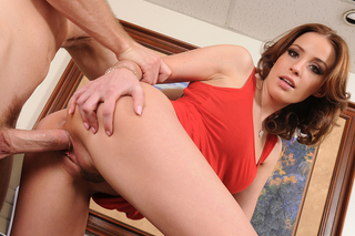 Jasmine Wolff & Levi Cash in Naughty Office - Naughty Office - Sex Position #5