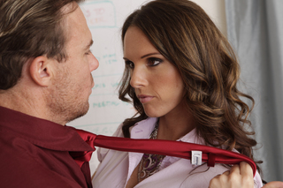 Jennifer Dark & Justin Magnum in Naughty Office - Naughty Office - Sex Position #3