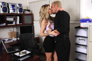 Jessa Rhodes & Barrett Blade in Naughty Office - Naughty Office - Sex Position #2
