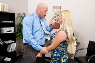 Christian & Karen Fisher in Naughty Office - Naughty America - Sex Position #1