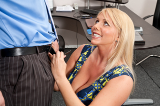 Christian & Karen Fisher in Naughty Office - Naughty America - Sex Position #2