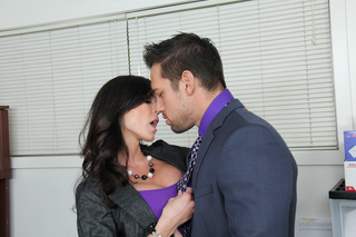 Kendra Lust & Johnny Castle in Naughty Office - Naughty America - Sex Position #3