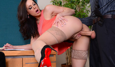 Kendra Lust – Naughty Office
