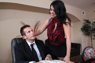 Lacie James & Talon in Naughty Office - Naughty America - Sex Position #3