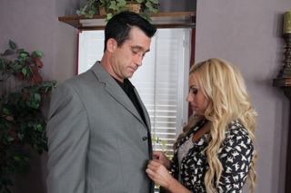 Lexi Belle & Billy Glide In Naughty Office