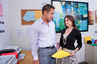 Rachel Roxxx & Johnny Castle in Naughty Office - Naughty Office - Sex Position #2