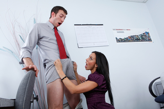 Jordan Ash & Rachel Starr in Naughty Office - Naughty America - Sex Position #2