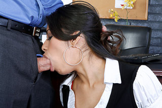 John Strong & Ruby Rayes in Naughty Office - Naughty America - Sex Position #5