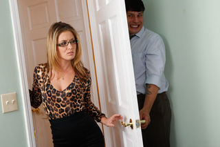 Sheena Shaw & Anthony Rosano in Naughty Office - Naughty America - Sex Position #1