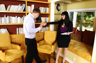 Sophie Dee & Danny Wylde in Naughty Office - Naughty America - Sex Position #1
