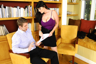 Sophie Dee & Danny Wylde in Naughty Office - Naughty America - Sex Position #2
