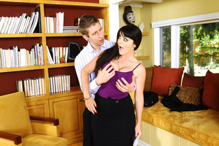 Sophie Dee & Danny Wylde in Naughty Office - Naughty Office - Sex Position #3