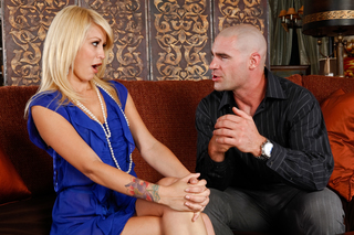 Charles Dera & Monique Alexander in Naughty Rich Girls - Naughty America - Sex Position #1