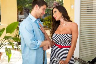 Ariella Ferrera & Seth Gamble in Seduced by a Cougar - Seduced by a Cougar - Sex Position #3