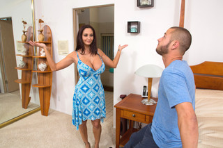 Ava Addams & Danny Mountain in Seduced by a Cougar - Naughty America - Sex Position #1