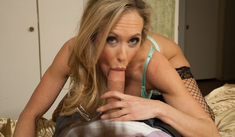 Brandi Love & Bill Bailey in Seduced by a Cougar - Naughty America - Sex Position #2