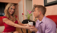 Brandi Love & Bill Bailey in Seduced by a Cougar - Naughty America - Sex Position #1