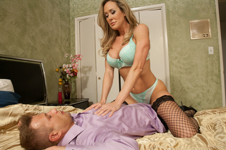 Brandi Love & Bill Bailey in Seduced by a Cougar - Seduced by a Cougar - Sex Position #3