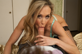 Brandi Love & Bill Bailey in Seduced by a Cougar - Naughty America - Sex Position #4