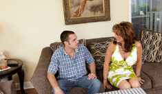 Deauxma & Daniel Hunter in Seduced by a Cougar - Naughty America - Sex Position #1