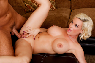 Diamond Foxxx & Rocco Reed in Seduced By A Cougar - Naughty America - Sex Position #12