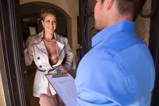 Eva Notty & Johnny Castle in Seduced by a Cougar - Naughty America - Sex Position #1