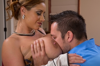 Eva Notty & Johnny Castle in Seduced by a Cougar - Naughty America - Sex Position #3