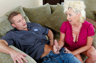 Bill Bailey & JoAnna Storm in Seduced By A Cougar - Naughty America - Sex Position #1
