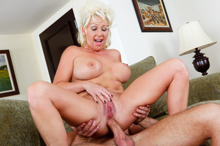 Bill Bailey & JoAnna Storm in Seduced By A Cougar - Naughty America - Sex Position #2