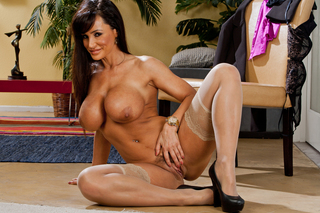 Lisa Ann & Jon Jon in Seduced by a Cougar - Naughty America - Sex Position #1