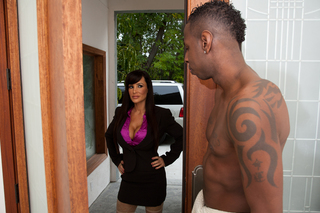 Lisa Ann & Jon Jon in Seduced by a Cougar - Seduced by a Cougar - Sex Position #2