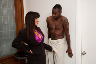 Lisa Ann & Jon Jon in Seduced by a Cougar - Naughty America - Sex Position #3
