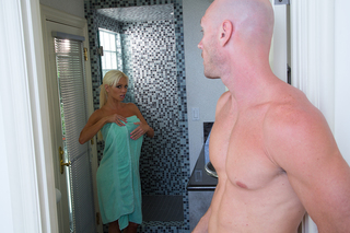 Nikita Von James & Johnny Sins in Seduced by a Cougar - Seduced by a Cougar - Sex Position #1