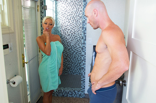 Nikita Von James & Johnny Sins in Seduced by a Cougar - Seduced by a Cougar - Sex Position #2