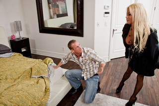 Nikita Von James & Ryan Mclane in Seduced by a Cougar - Seduced by a Cougar - Sex Position #2