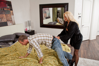 Nikita Von James & Ryan McLane in Seduced by a Cougar - Naughty America - Sex Position #3