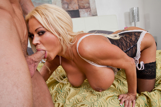 Nikita Von James & Ryan McLane in Seduced by a Cougar - Naughty America - Sex Position #7