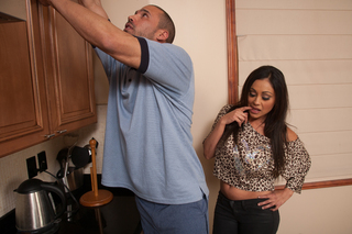 Priya Anjali Rai & Karlo Karrera in Seduced by a Cougar - Naughty America - Sex Position #3