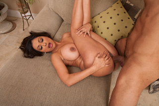 Priya Anjali Rai & Karlo Karrera in Seduced by a Cougar - Seduced by a Cougar - Sex Position #11