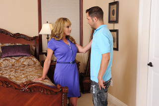 Shayla LaVeaux & Kris Slater in Seduced by a Cougar - Naughty America - Sex Position #2