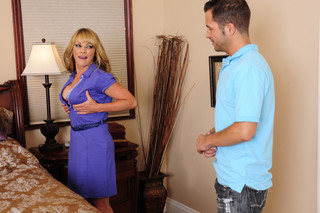 Shayla LaVeaux & Kris Slater in Seduced by a Cougar - Naughty America - Sex Position #3