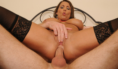 Stacie Starr & Levi Cash in Seduced by a Cougar - Naughty America - Sex Position #4