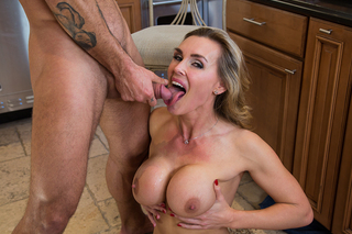 Tanya Tate & Alan Stafford in Seduced by a Cougar - Naughty America - Sex Position #11