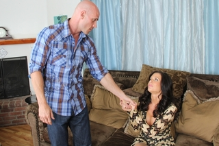 Veronica Avluv & Johnny Sins in Seduced by a Cougar - Naughty America - Sex Position #1