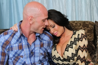Veronica Avluv & Johnny Sins in Seduced by a Cougar - Naughty America - Sex Position #2